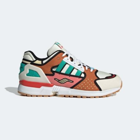 The Simpsons x adidas ZX 10000 Krusty Burger H05738