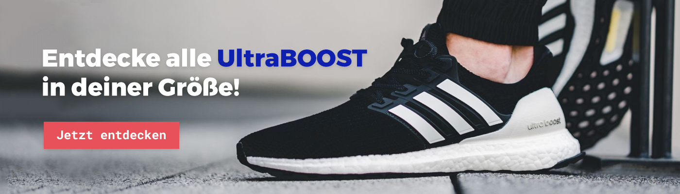 adidas Ultra Boost Sneaker » schon ab 69 ? | everysize