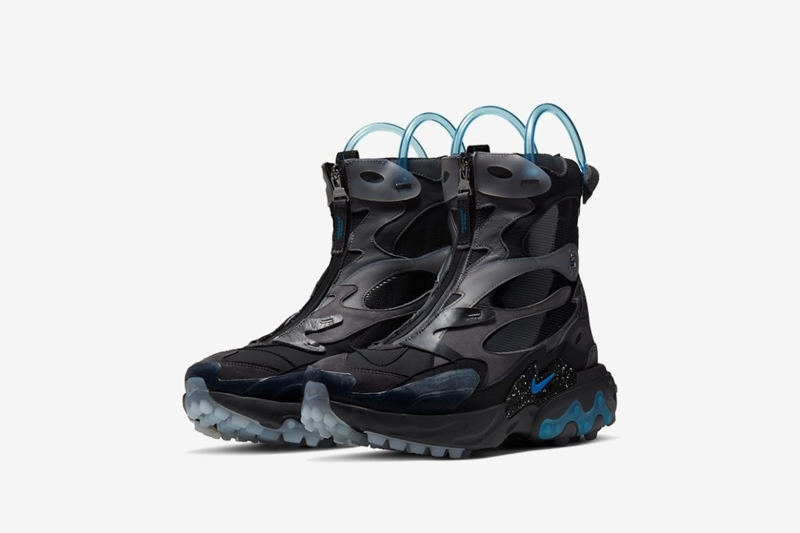 Undercover x Nike React Boot