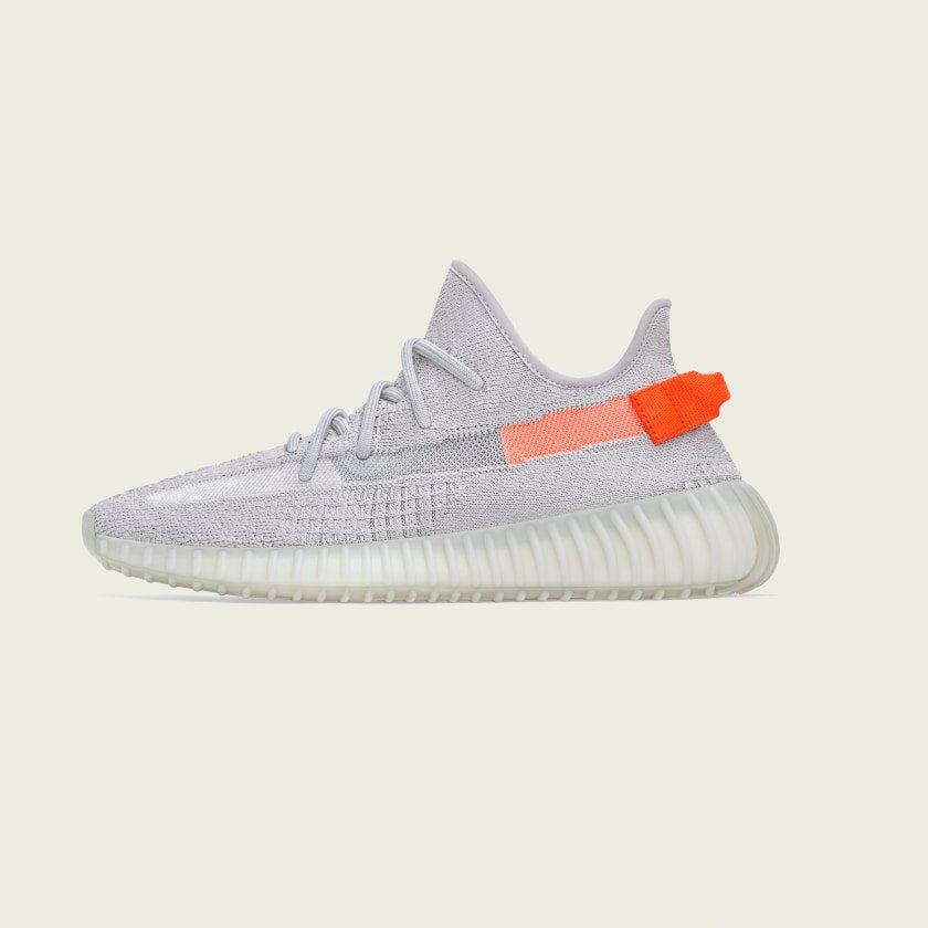 adidas yeezy boost 350 grau orange