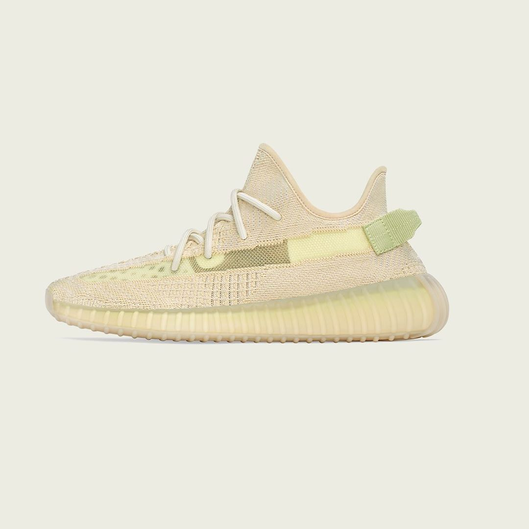 "YEEZY Boost 350 v2 ""Flax"" Releasedate"