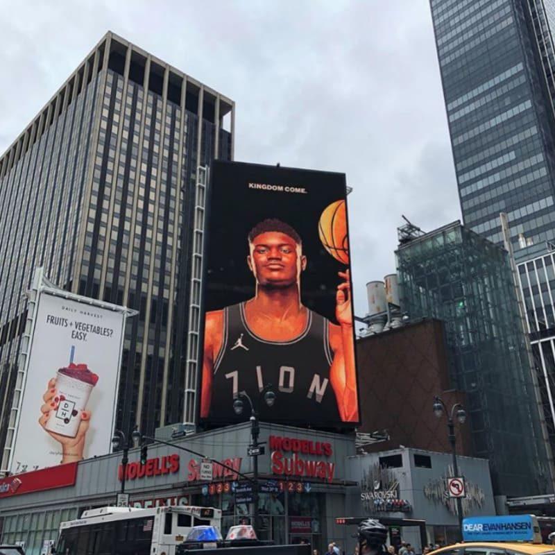 Zion Williamson schließt Sneaker-Deal mit Jordan