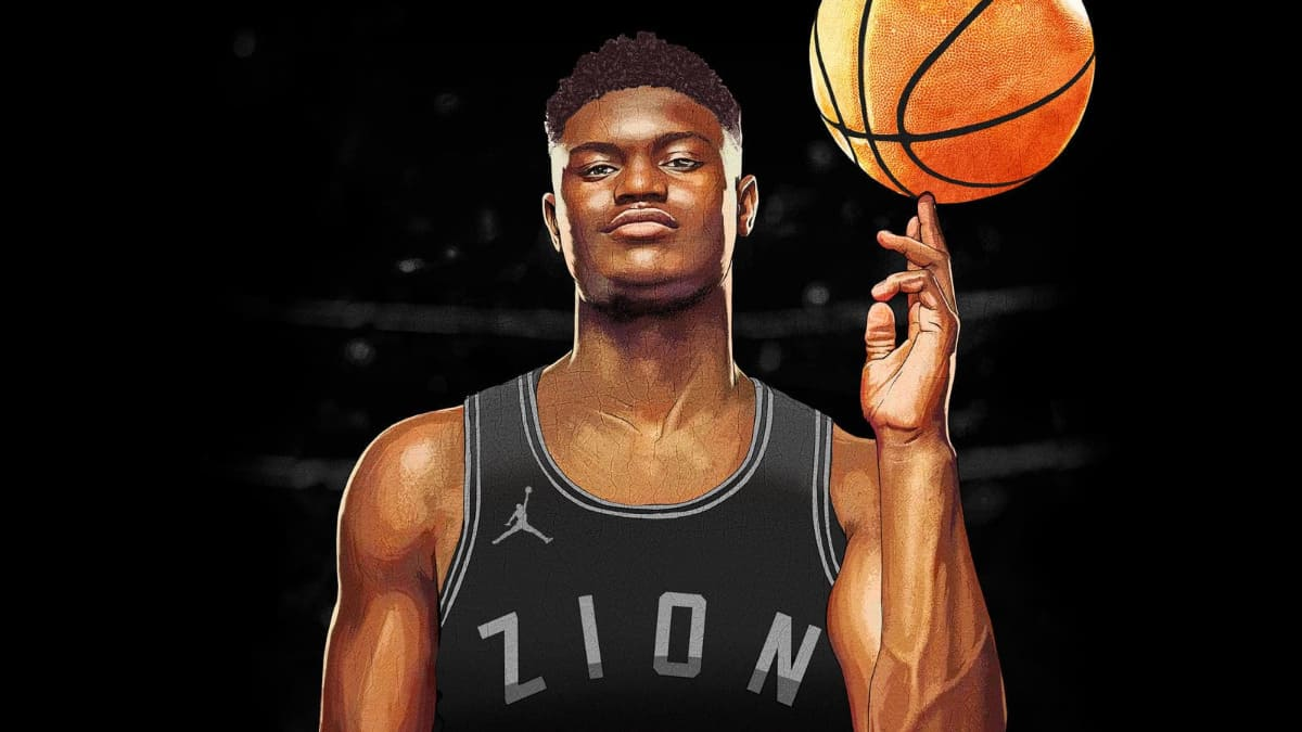 Zion Williamson Jordan Titelbild