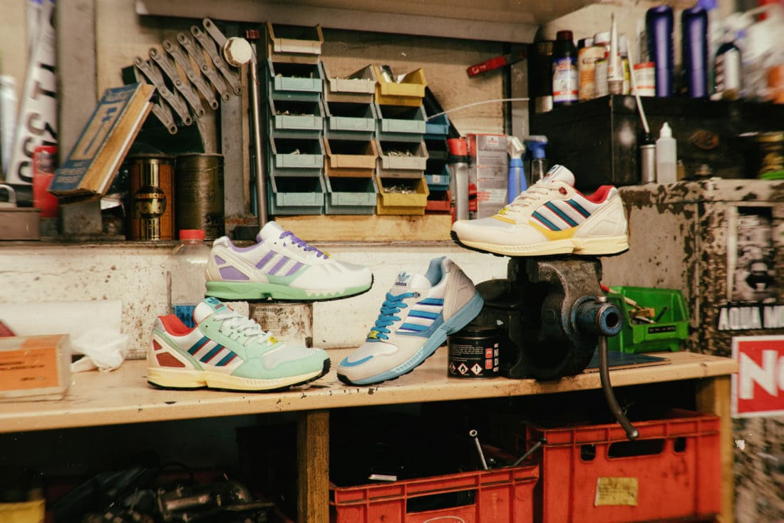 adidas 30 Years of Torsion