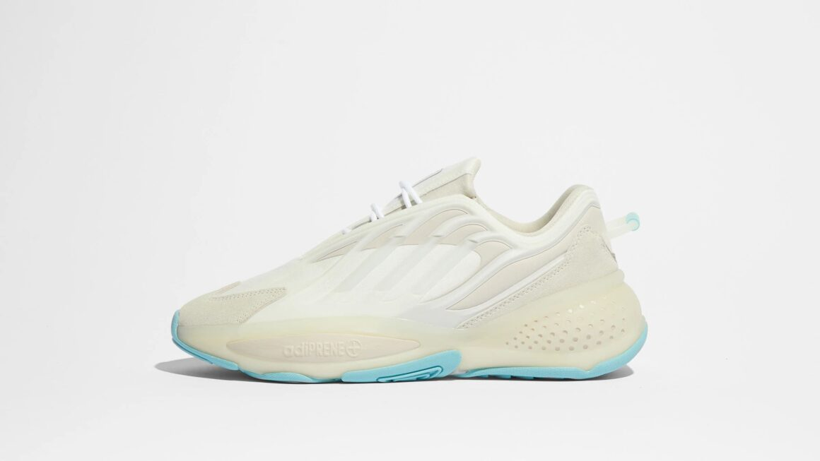 adidas Ozrah H04206 White Lateral