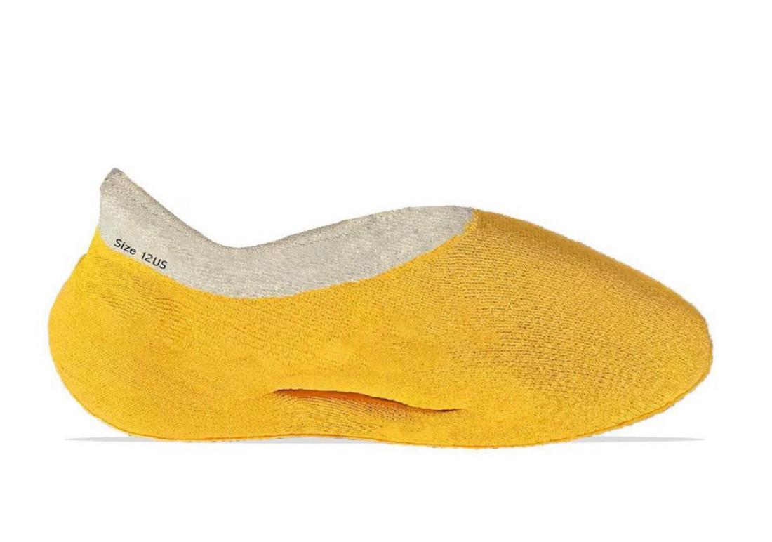 adidas Yeezy Knit Runner Case Power Yellow Release Date 2021