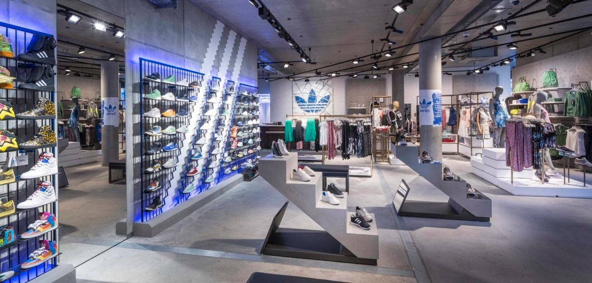 adidas Store in Berlin Mitte