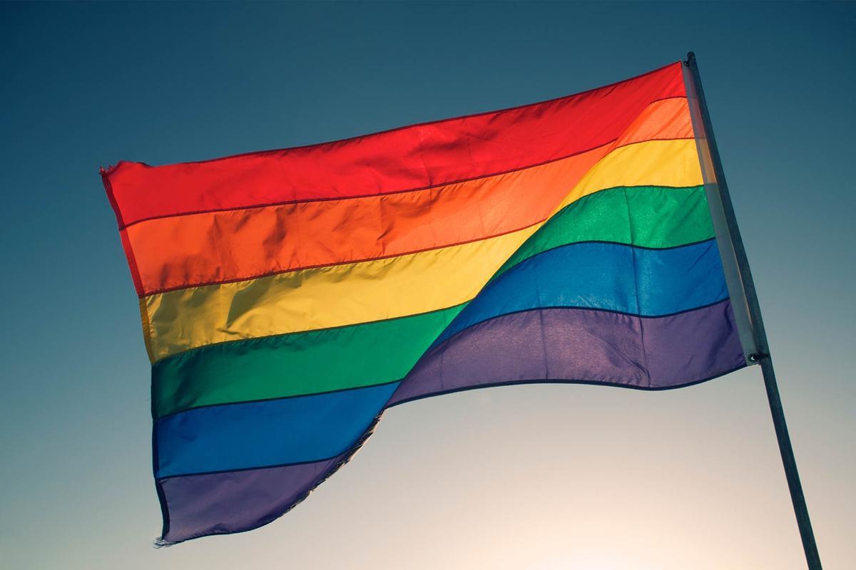 adidas Pirde Pack LGBT Flagge
