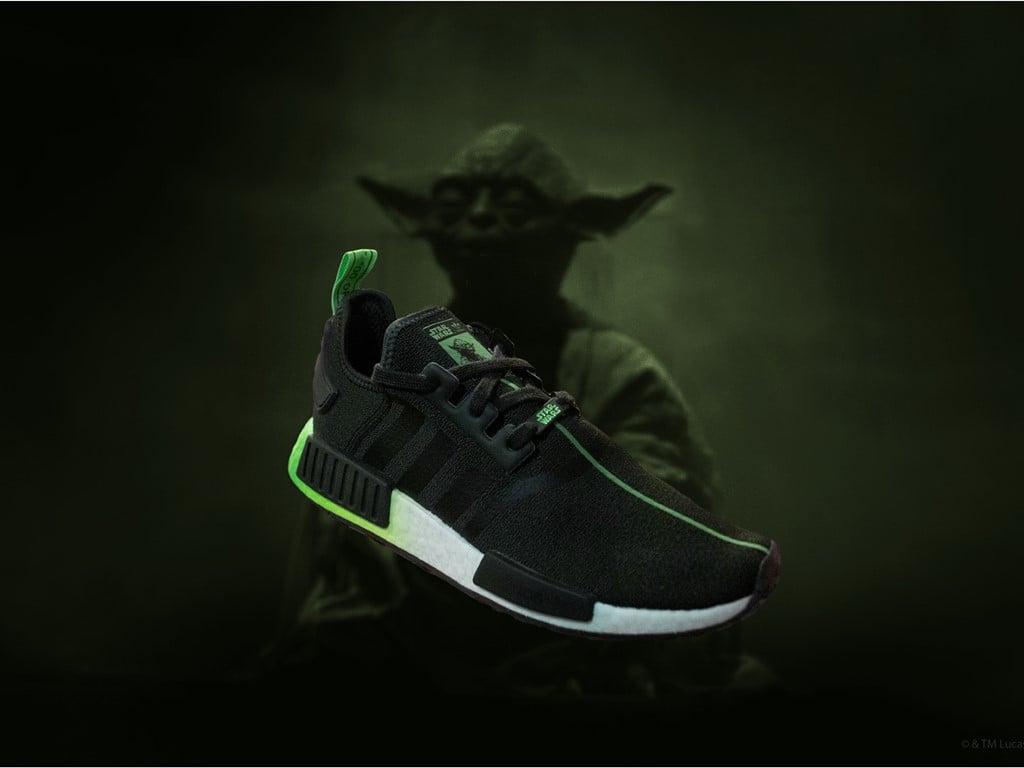 adidas x Star Wars Yoda NMD FW3935