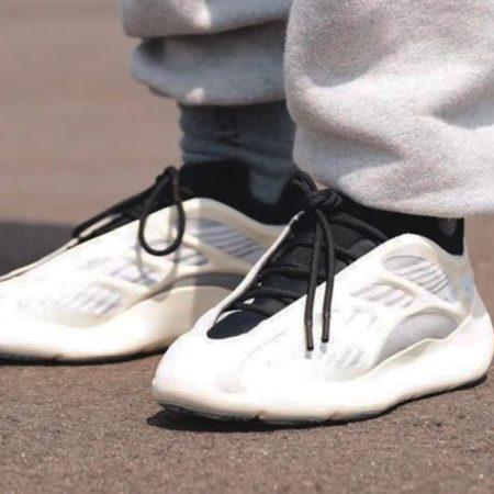 adidas yeezy schwarz weiß
