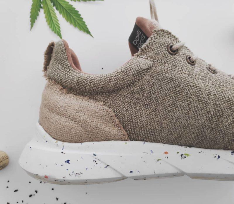Dope Kicks veganer Hanf Sneaker