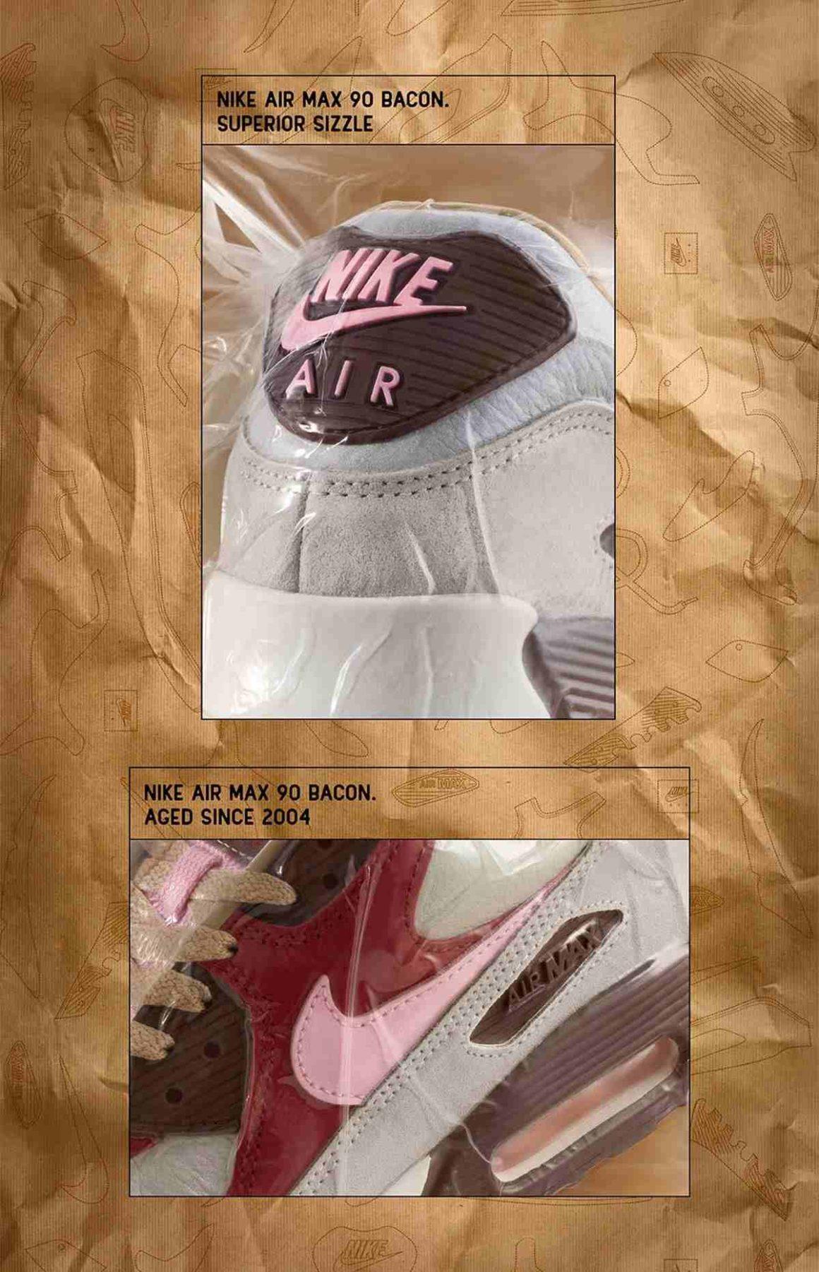 DQM x Nike Air Max 90 Bacon CU1816-100
