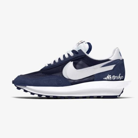 fragment x Sacai x Nike LDWaffle DH2684-400