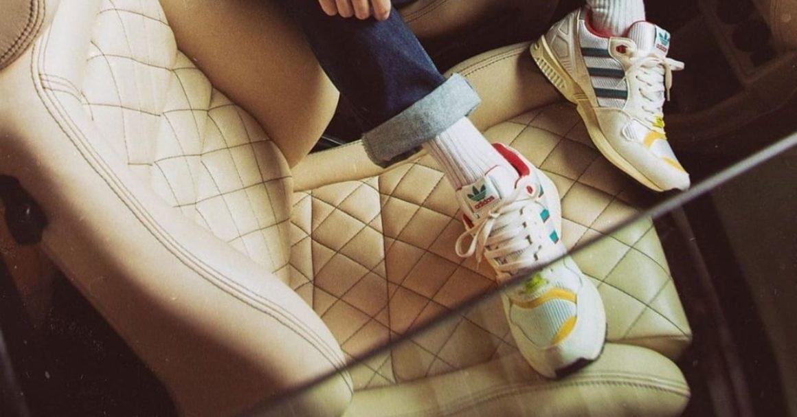 Turnschuhe in der Waschmaschine waschenreinigen | Sneakertrends