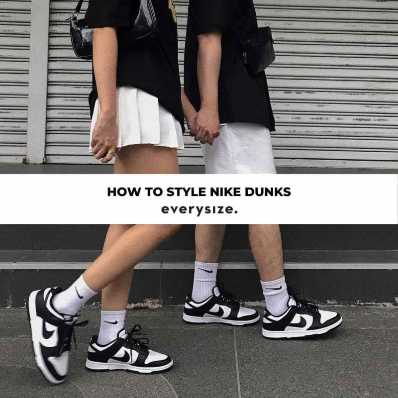 how-to-style-nike-dunks