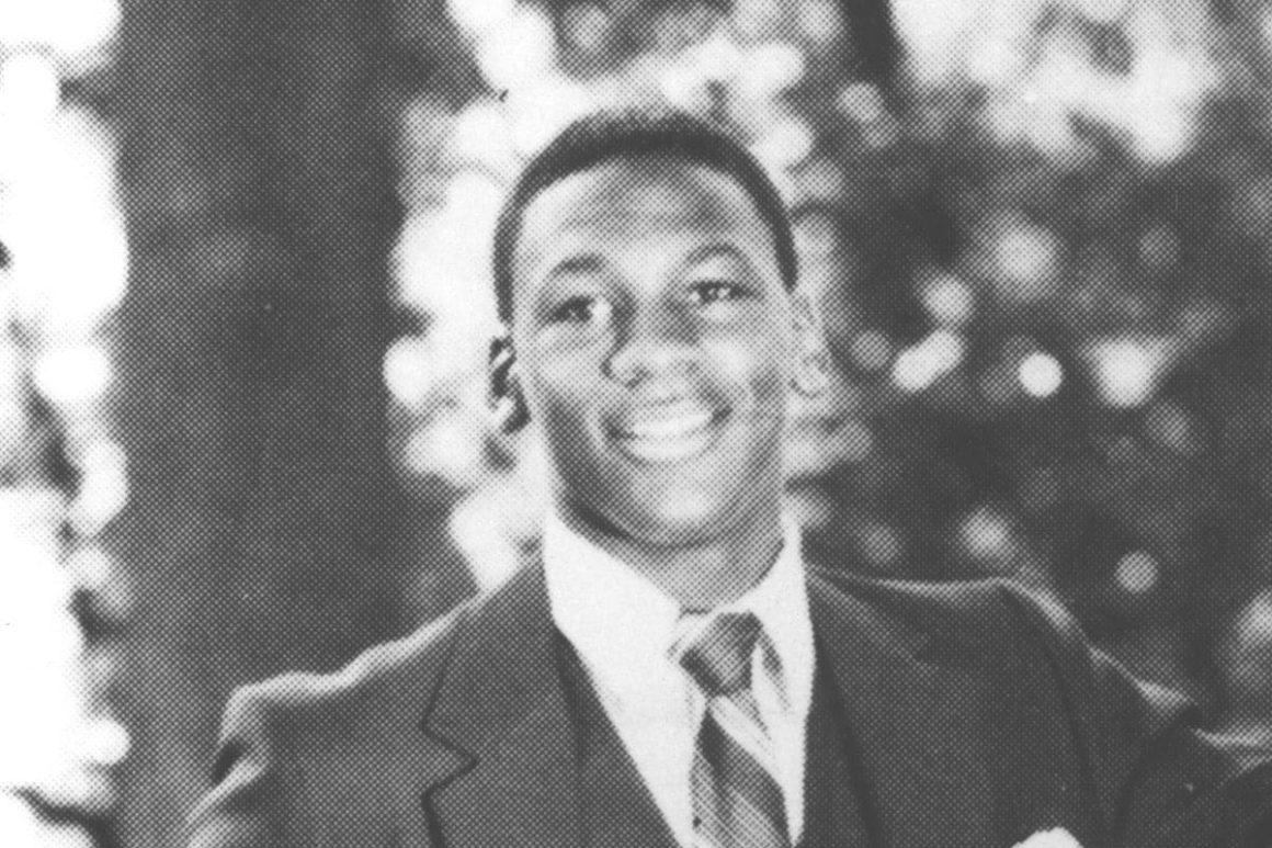 Micheal Jordan High School Foto