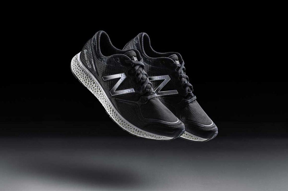 New Balance Sneaker 3D Midsole
