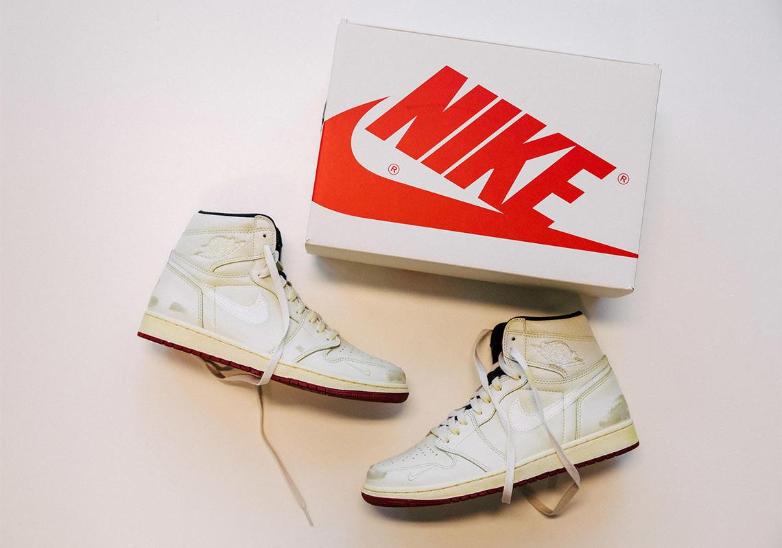 Glitzernde Nike Air Max