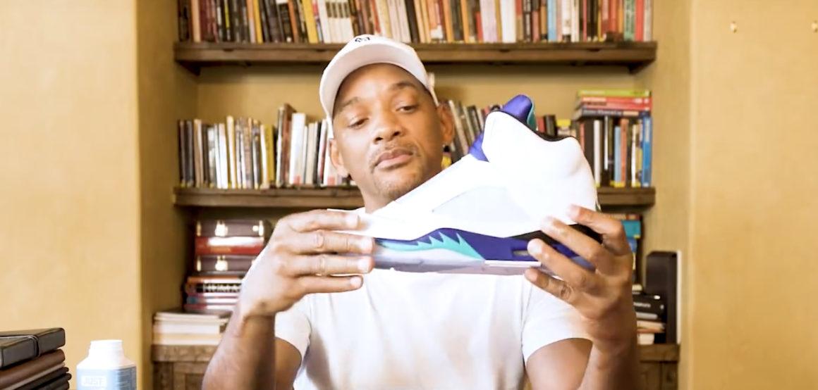 Happy Birthday Will Smith Bekommt Eigenen Air Jordan 5 Fresh Prince