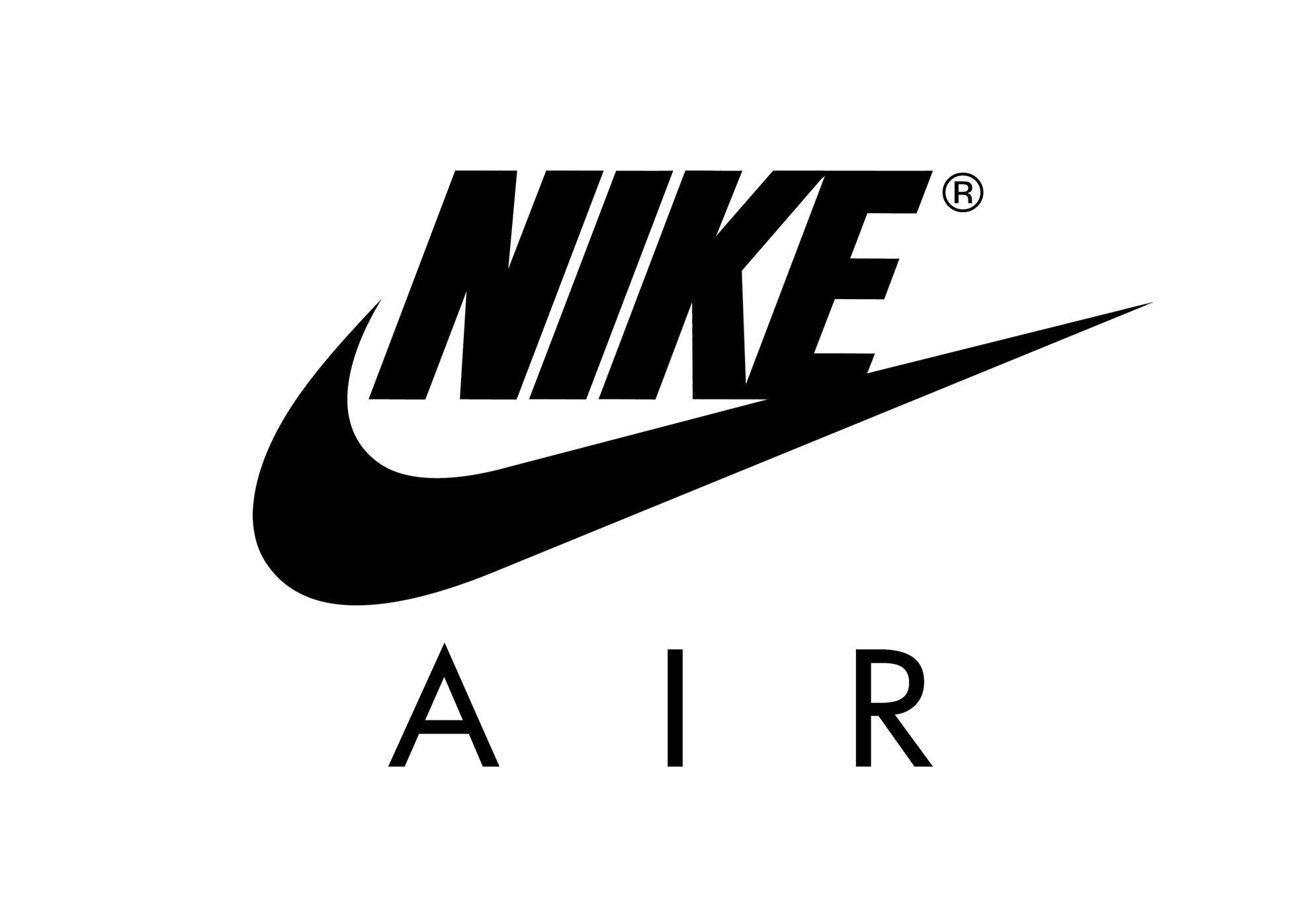 Nike Air Logo