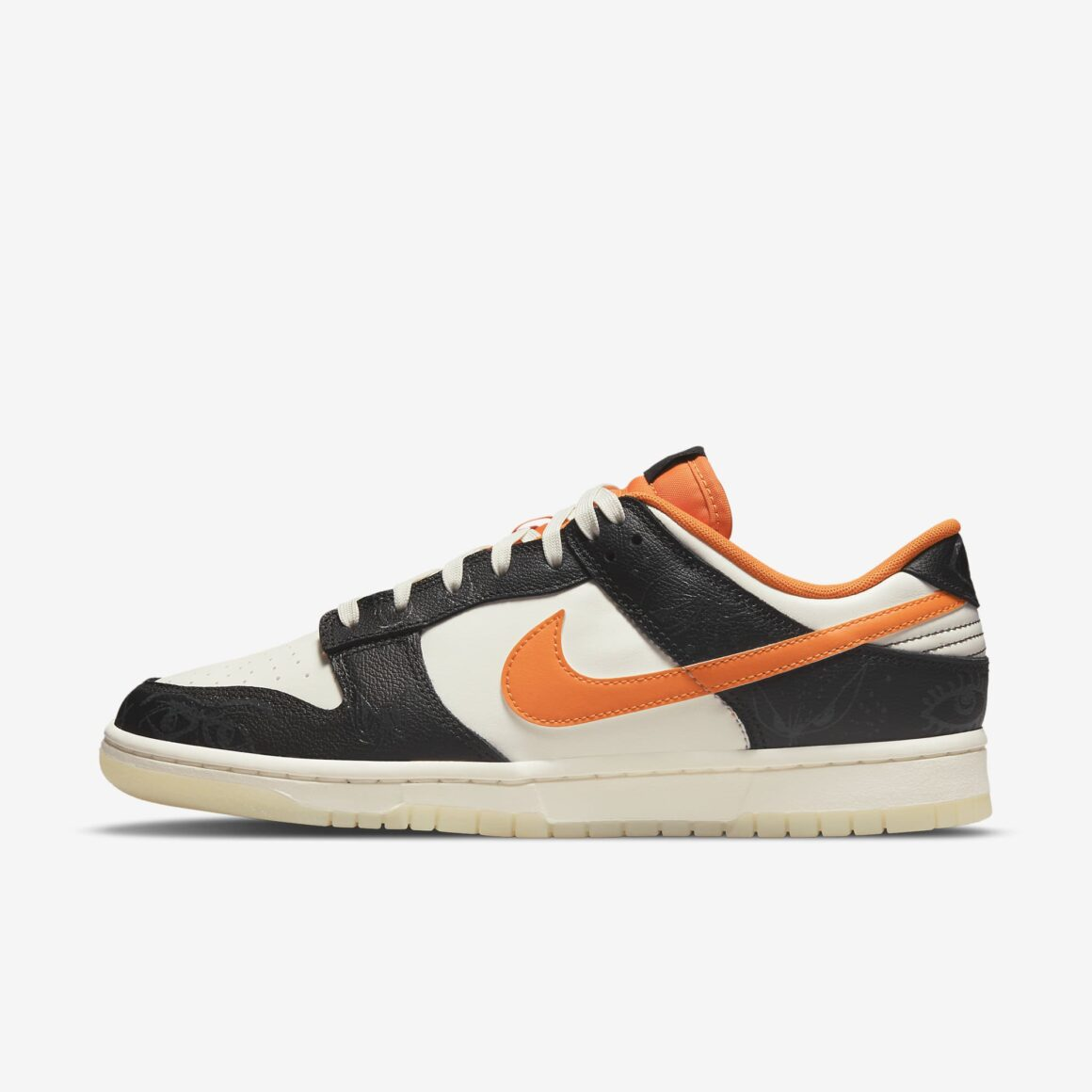 Nike Dunk Low PRM Halloween DD3357-100 Lateral