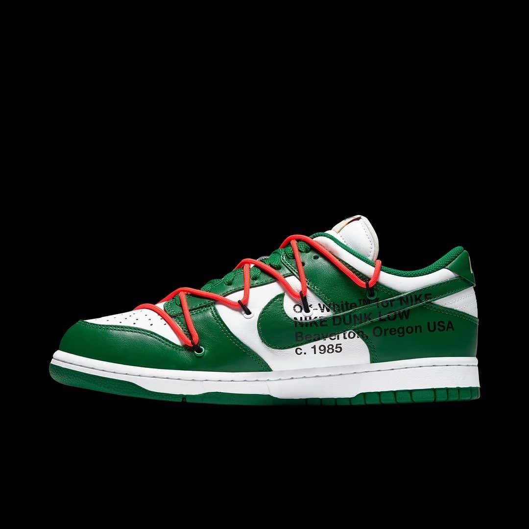 Nike SB Dunk x Off-White