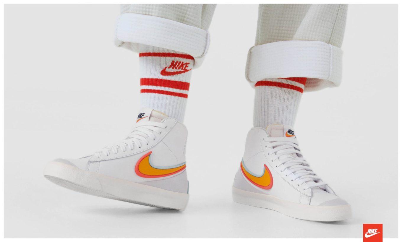Nike Blazer Schnürsenkel