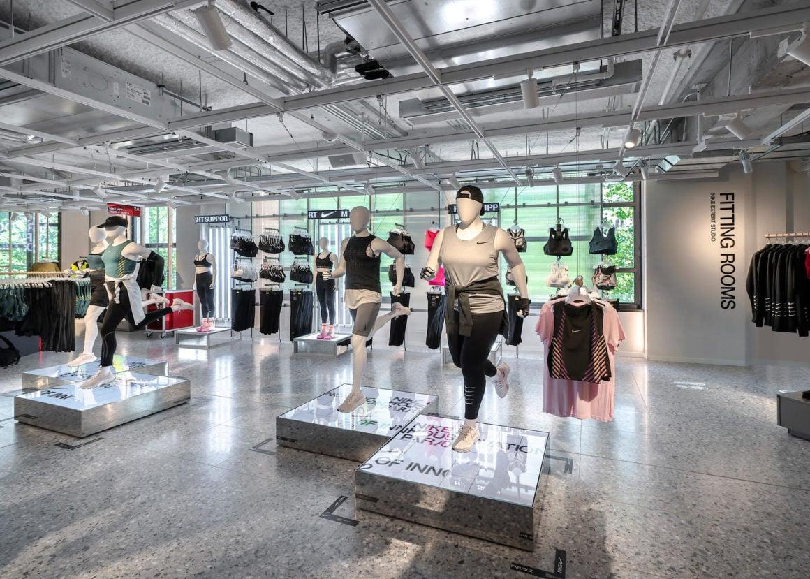 Nike Store in Paris