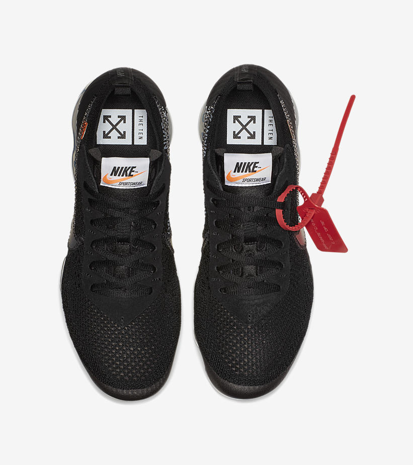 retail prices best sneakers special section He did it again! Der 2. Off-White VaporMax erscheint morgen ...