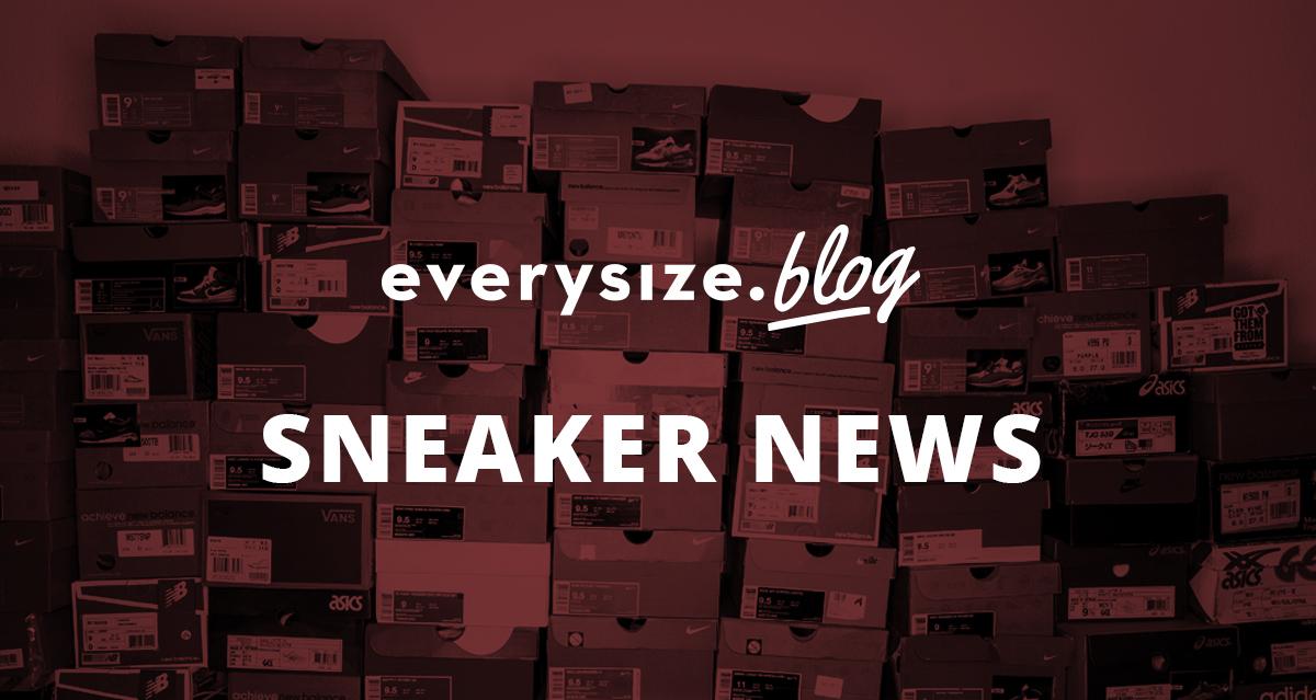 Sneaker News, Release Dates & aktuelle Trends | everysize Blog