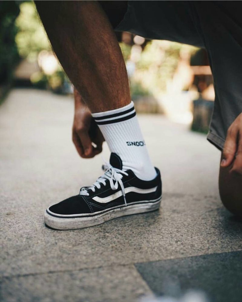 snocks-crew-socken-vans-old-skool