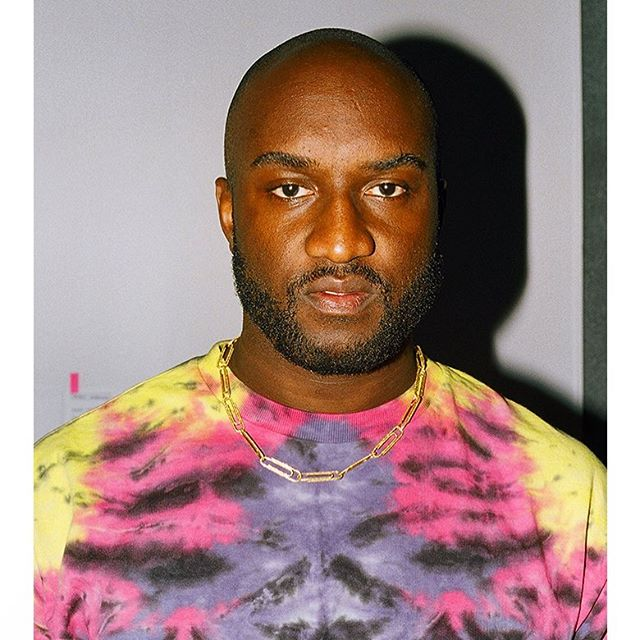 Virgil Abloh Portrait